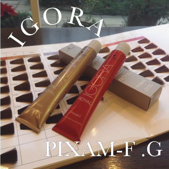 IGORA PIXAM-F.G
