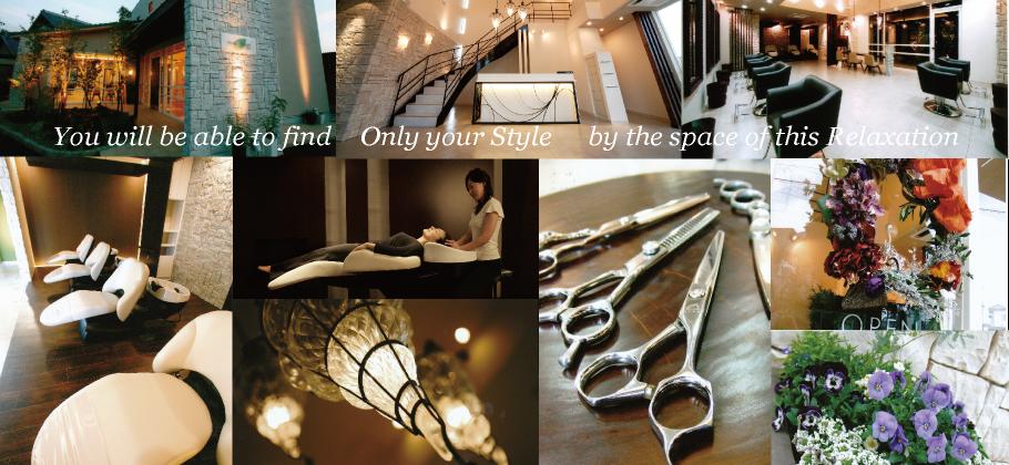 観音寺市 美容室 Hair Resort KUBOYAMA PLUS(ヘア リゾート クボヤマプラス)のホームページ
